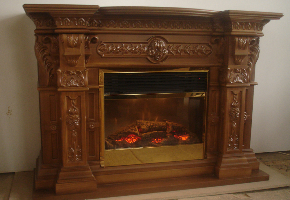 3d-model-of fireplace